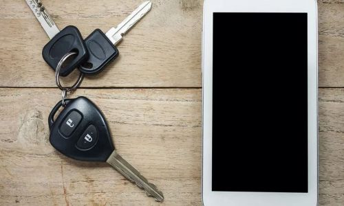 Anahtarlar da dijitalleşiyor