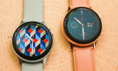 Samsung Galaxy Watch Active 2 tanıtıldı!