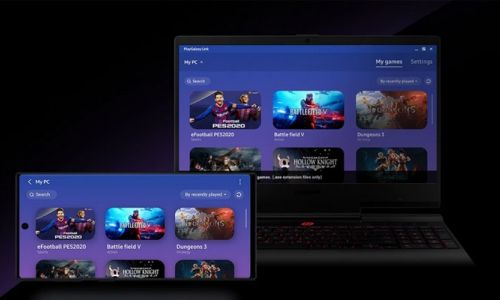 Samsung'un oyun akış hizmeti 'PlayGalaxy Link' kullanıma sunuldu