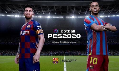 eFootball PES 2020'nin inceleme puanları belli oldu