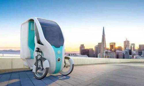 Araba fiyatına elektrikli bisiklet