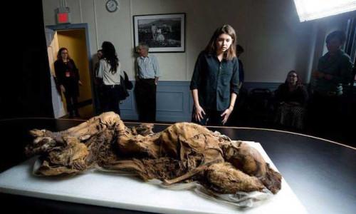 Eskimo mumyalarında kalp hastalığı ortaya çıktı