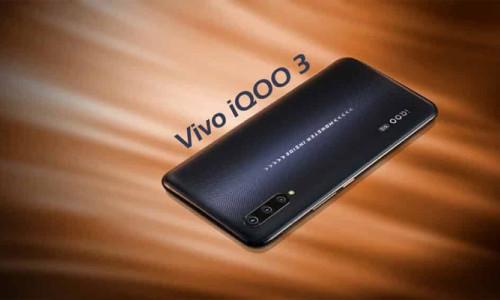 Vivo iQOO 3 5G, AnTuTu'nun zirvesini domine etti