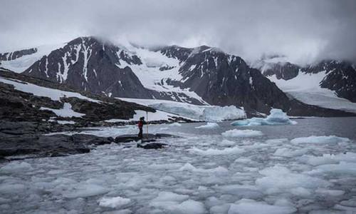 Varank: Sınırlarımız dışındaki ilk GNSS İstasyonu Antarktika'ya kuruldu