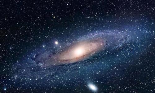 İki görünmez yıldız Samanyolu'nda uzay-zamanı büküyor