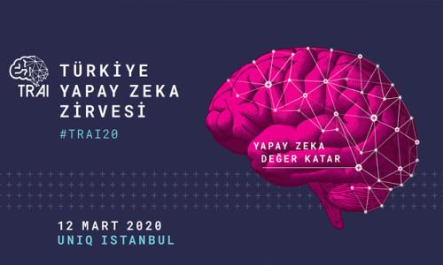 Türkiye Yapay Zeka Zirvesi'ne geri sayım