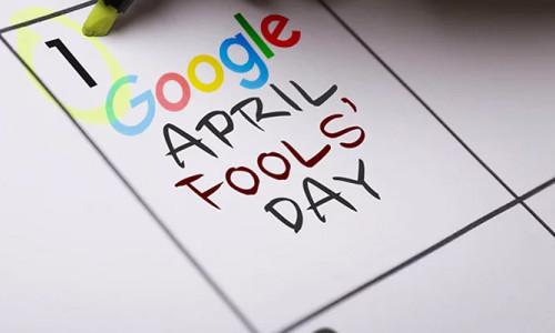 Google 1 Nisan şakasını iptal etti