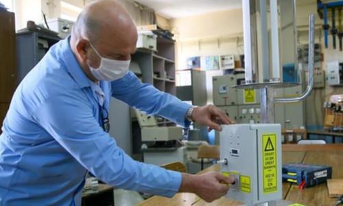Öğretmenlerin geliştirdiği 'Efe' virüsleri temizleyecek