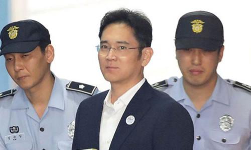 Samsung veliahtı için yine tutuklama talebi