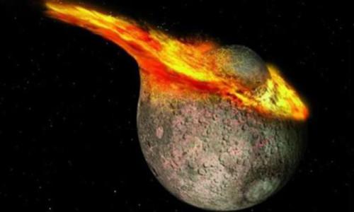 Ay'ın aslında 85 milyon yıl daha genç olduğu keşfedildi