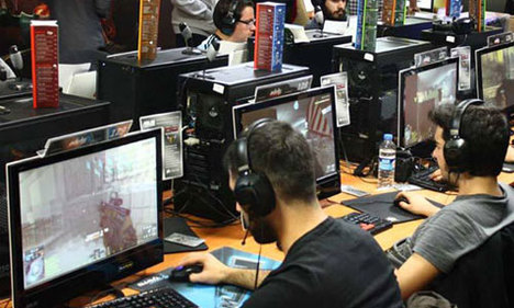 Türk gençleri kendi bilgisayar oyunlarını yapacak