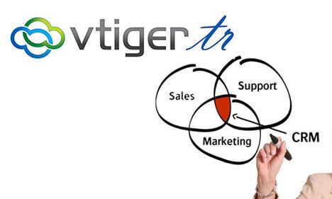Şirketlerin gözdesi Vtiger CRM Türkiye'de