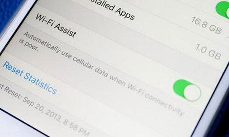 iPhone'da WiFi Assist ayarı fatura mı kabartıyor