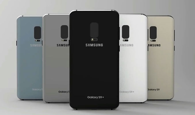 İşte Samsung'dan beklenen Galaxy S9 videosu!