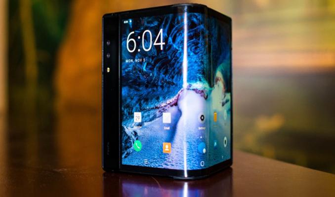 İşte Xiaomi'nin  katlanabilir ekranlı telefonunu