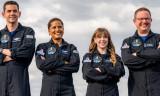 Uzay yolcuları Dünya'ya geri döndü