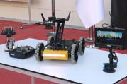 Lise öğrencilerinden yerli bomba imha robotu