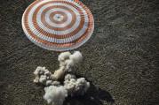 Soyuz MS-16 geri döndü