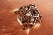 NASA, uzay aracının, Mars'a nasıl ineceğini gösteren video yayınladı