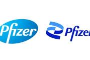Türk tasarımcı Pfizer logosunu değiştirdi