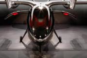 Elektrikli ilk uçan taksi Maker tanıtıldı!