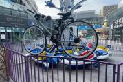 Kendi dengesini kurabilen bisiklet geliştirildi