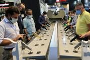 Uluslararası fuarda yerli silahların şovu