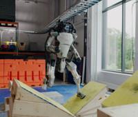 Hızla gelişiyorlar: Boston Dynamics'ten parkur videosu