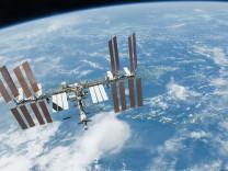 Uluslararası Uzay İstasyonu hava kaçırıyor