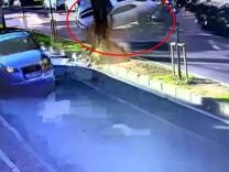 YouTuber Enes Batur'un feci kaza görüntüleri ortaya çıktı
