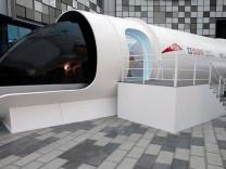 Hyperloop insanlı testlere başladı