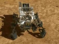 Nasa'nın yeni Mars aracı ve 'yedi dakikalık dehşet'