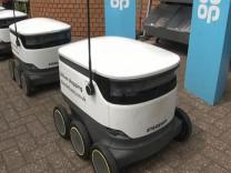 Alışveriş alışkanlıklarını değiştiren kargo robotlar