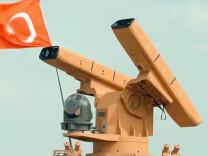 Yerli hava savunma sistemi 'Sungur' göreve hazır
