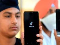 TikTok'a rakip olacak platform Hindistan'da denenecek