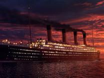 Titanic'in batması ile ilgili yeni iddia: Güneş patlamaları
