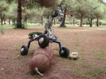 Kocaeli'de üniversite öğrencileri insansız uzay keşif aracı üretti