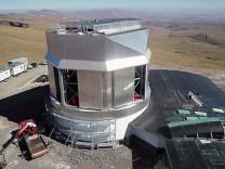 Türkiye'nin en büyük teleskobu ilk ışığı 2022'de alacak