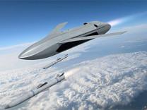 Yeni drone'u gün yüzüne çıktı! İşte ABD'nin yeni nesil silahları