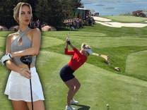 Golf yıldızı Paige Spiranac'ın instagram paylaşımları servet değerinde