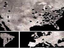 NASA, 50 yılın ardından Ay ağaçlarının haritasını yayınladı