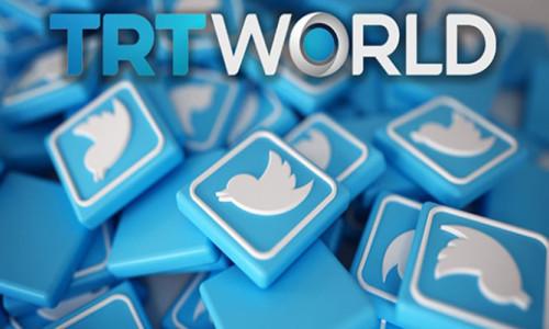 Twitter'dan TRT World'e kısıtlama