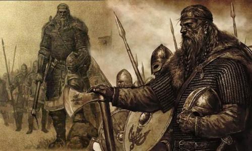 Vikingler'in sanıldığı kadar güçlü olmadığı ortaya çıktı