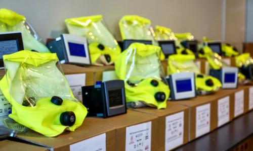 Pak-C yüzde 95 filtrasyonla kuvöz havası sağlayacak
