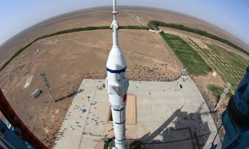Çin mobil iletişim uydusunu uzaya gönderdi