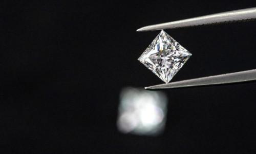 Laboratuvar ortamında üretilen elmas