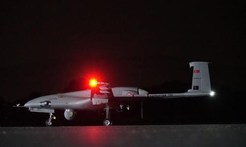 SİHA'nın ilk test atışında 'Milli' başarı