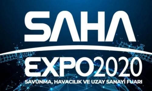 Dünyanın ilk sanal savunma sanayii fuarı 'SAHA EXPO 2020' başladı