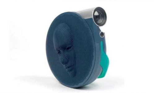 Görme engelliler için tasarlanan ilk kamera