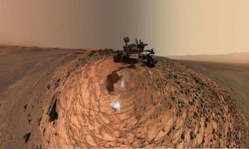 Mars'a yolculuk süresini yarıya düşüren roket motoru keşfedildi